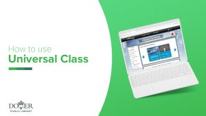 How to use Universal Class